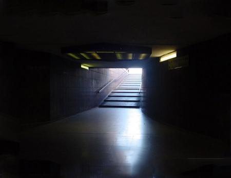 烟台山地下通道【2006年】