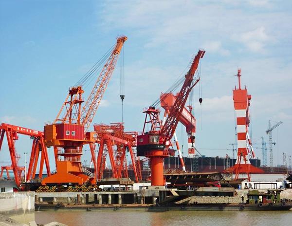 造船厂【2008年】